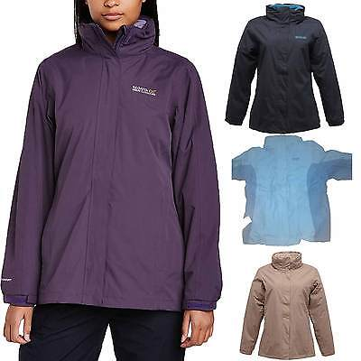 Regatta Preya II Womens 3in1 Waterproof Outer Fleece Inner Jacket