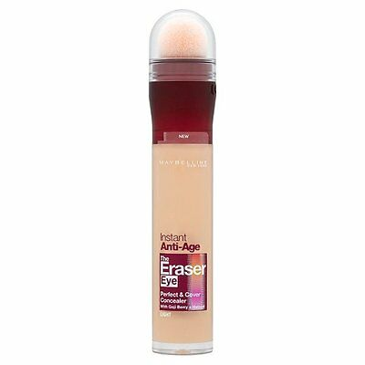 Maybelline Age Rewind Eye Concealer Light Perfect & Cover Concealer 6.8ml
