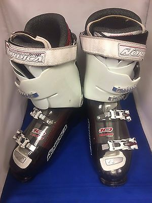 Nordica Speed Machine 10 Ski Skiing Boots Size 11 **FREE P&P**