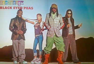 Fergie Duhamel Black Eyed Peas posters articles / clippings