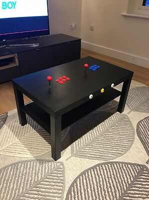 2 Player Retro Arcade Table - Plug And Play
