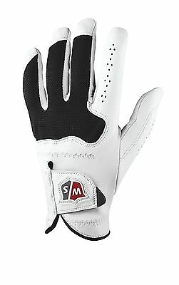 (4) Mens Wilson Staff Conform Perfect Fit CADET LARGE Golf Gloves LH