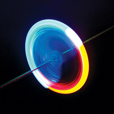Light Spinner - Autism/sensory/adhd/therapy/distraction/fidget Toy