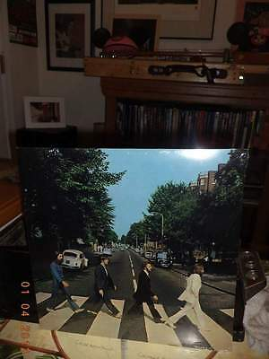 Abbey Road [LP] by Beatles (The) (Vinyl, Oct-1987, Capitol/EMI Records)-2-sealed