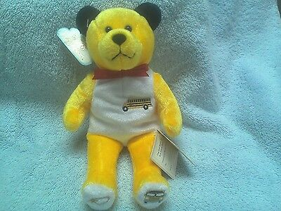 Holy Bears God Bless Bus Driver 9 inch NWT