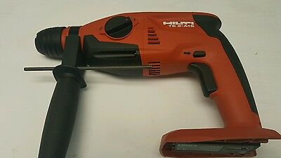 """HILTI TE 2-A18 Rotary Hammer Drill   """"TOOL Body ONLY """""""