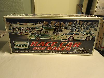 Hess 2009 Race Car and Racer - New in Box