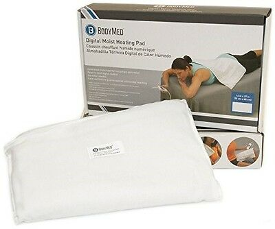 BodyMed Digital Moist Heating Pad - 3 Sizes Available - #ZZHPx