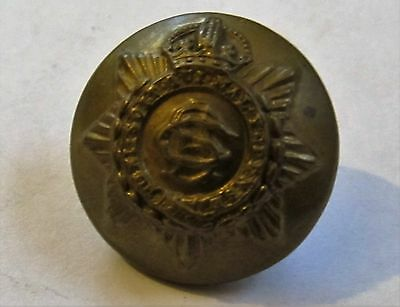 Ww1 vintage Army Service Corps military button