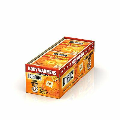 HotHands Supersize Body Warmer w/ Adhesive (40 count)