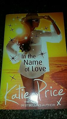 In the Name of Love by Katie Price (Paperback, 2013)