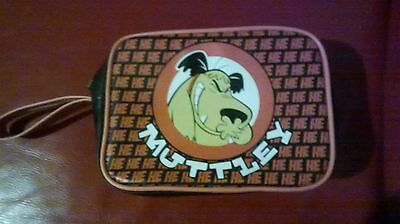 vitamin t muttley bag 9 inch X 6.5 inch X 3 inch very good condition
