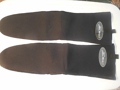 Fogg Toggs Neoprene Size Large Stocking Foot Wader Socks