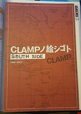Clamp Artbook: South Side