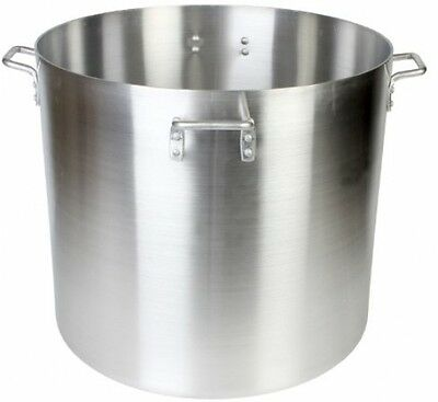 Thunder Group 200 Quart Aluminum Stock Pot