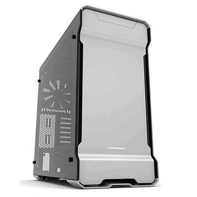 Phanteks Enthoo Evolv ATX 3mm Aluminum with Tempered Glass Windows Galaxy Silver