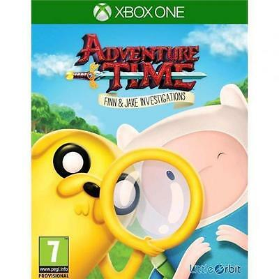 Adventure Time: Finn and Jake Investigations - For Xbox one