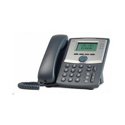 CISCO SPA303-G4 VoIP 3-Line Wired IP Phone with 2-Port RJ-45 Network Switch