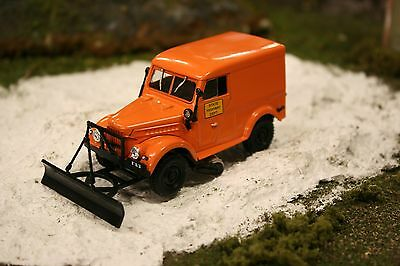 O Scale Highway Maintenance Vehicle