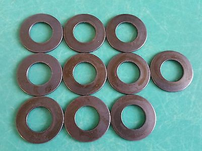 """1/2"""" Conical Lock Washers Spring Steel Belleville Cupped Qty 10"""