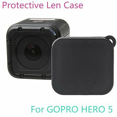 Lightweight Camera Lens Cap Protective Cover For GOPRO HERO 5 Camera Hot GT