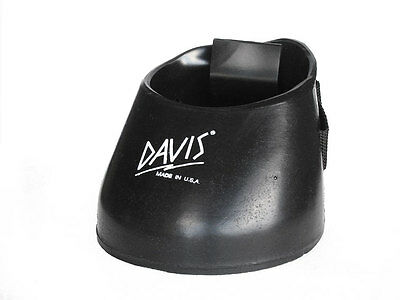 Davis Horse Barrier Easy Boot Hoof Protection Laminitis Abscess Size 4 Warmblood