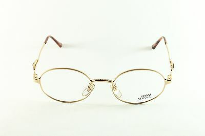 9a71ab667f GIANNI VERSACE EYEGLASSES Mod. H84 Col. 13M 49-18-140 Made in Italy ...