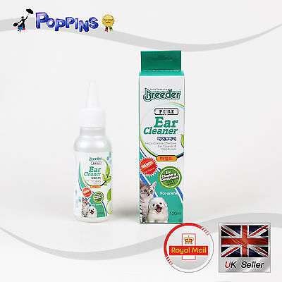 New Breeder Pet Ear Cleaner for Dog Pet Puppy