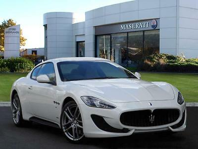 2016 Maserati GranTurismo V8 Sport 2dr MC Auto Shift Automatic Coupe