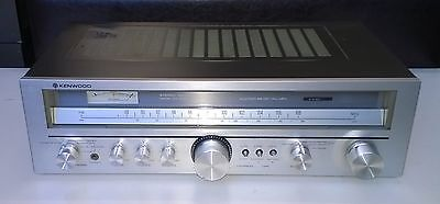 Kenwood KR-3010  Stereo-Receiver   Amplificateur Poweramp int.  shipping