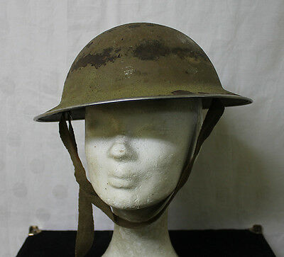 Ww2 British Army-Helmet Mkii Afrika Original