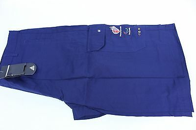Official Team GB Paralympic Cargo Bermuda Shorts Beijing 2008 Athlete Issue B4