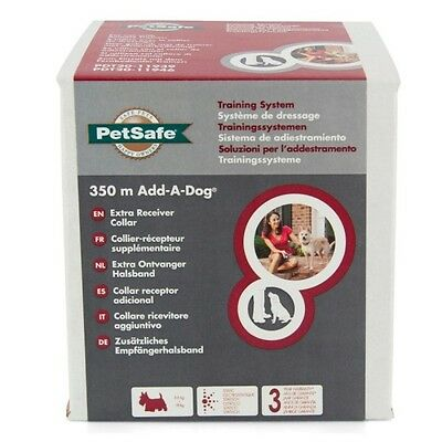 Petsafe 350m Add-a-dog Extra Receiver Collar Smaller Dogs 3.6-18kg PDT20-11977