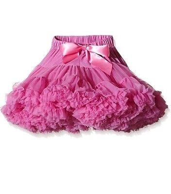 Gonna tulle rosa fuxia bambina Angel Face's