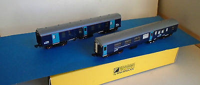 Farish/bachmann Mk2 Mk1Bg D,r,s,charter Staff  Support Set , Very Nice Model,s