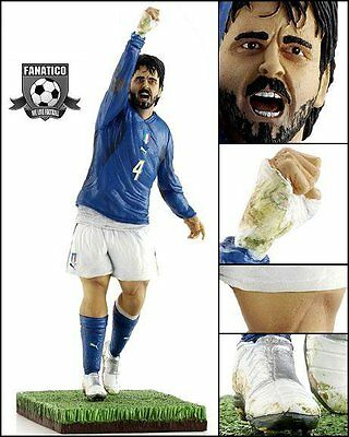 Calciatori Gennaro Gattuso football soccer calcio figure Fanatico16cm Collection