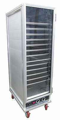 Adcraft 36 Pan Mobile Heater Proofer & Holding Cabinet - Pw-120