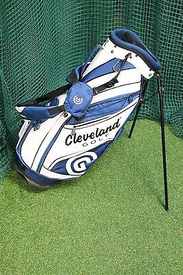 Cleveland Classic Stand Bag / Blue White / 55826