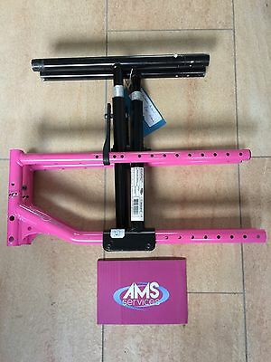 Invacare Action 3 Junior Evolutive Wheelchair Pink Frame - Parts