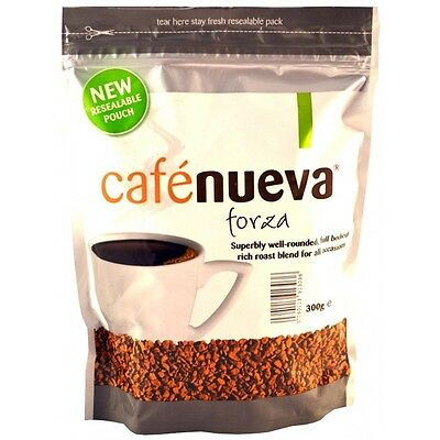 VENDING INGREDIENTS - CAFE NUEVA FORZA 300gx1 INSTANT COFFEE, Freeze Dried
