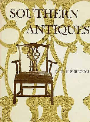 Antique Southern American Furniture - Types Makers Dates / Scarce Book