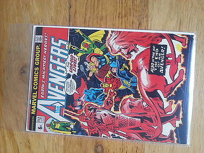 AVENGERS #112 1st APP  MANTIS - GUARDIANS of the GALAXY 2!! - RED HOT KEY!!