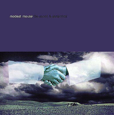 MODEST MOUSE The Moon And Antarctica 2 x 180gm Vinyl LP NEW & SEALED Mov