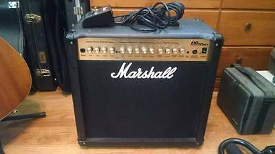 Marshall MG50DFX 1x12 50 watt Combo Guitar Amp w/ Built in Effects + Footswitch