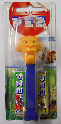 STILL SEALED! 2009 European PEZ Ice Age: Dawn of the Dinosaurs Dispenser-Diego