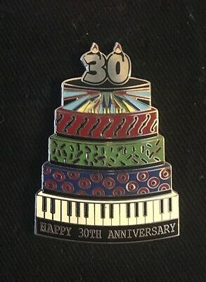Phish-30th anniversary cake Pin Limited Edition