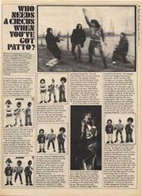 Patto Interview Time Out cutting 1971