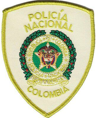 COLOMBIA Police patch (COLOMBIA POLICIA NACIONAL)