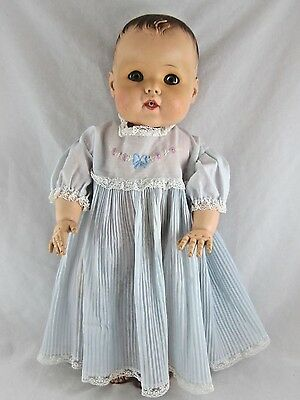 "Toodles American Character Doll from 1950's Posable, Sleepy Eyes, 20"" Tall"