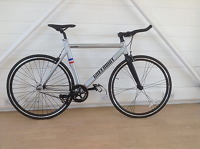 Chrome Alloy Road Bike- Fixed Gear And Single Speed -Fixie -9 Kg Only